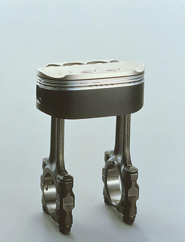 Pho on 3 Cylinder Motorcycle Engine