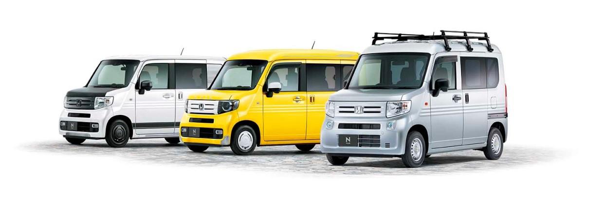 Honda新型軽バンn Van用純正アクセサリーを発売 Honda Access