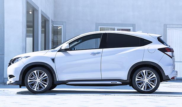 Honda|Honda Access|ヴェゼル|フォトギャラリー / SPORTY AERO STYLE