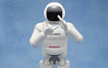 """手話!"""" ホンダの人型ロボ「ASIMO」、パワーアップ(画像あり) 技術】 """""""
