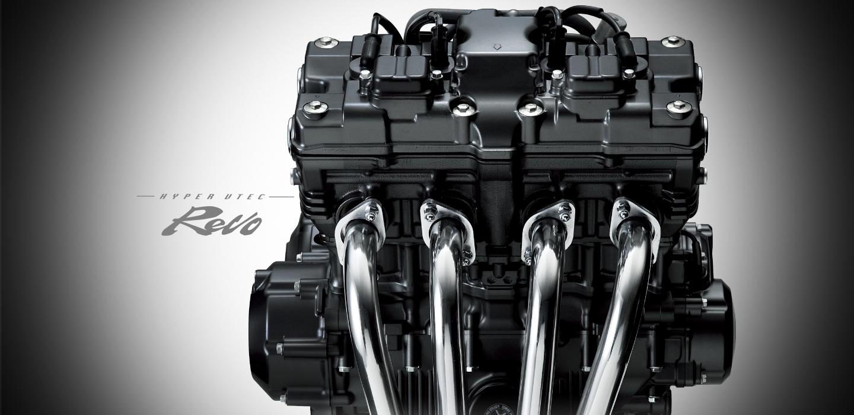 パワーユニット 走行性能 Cb400 Honda