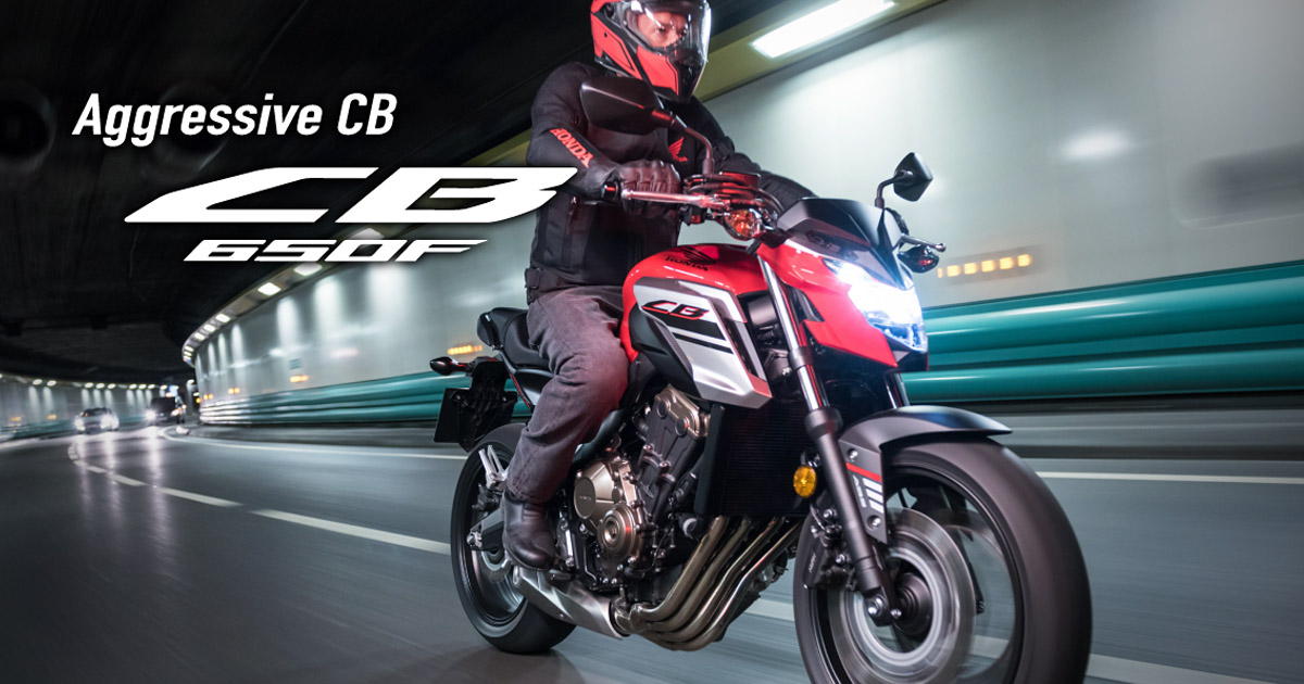 画像: Honda CB650F