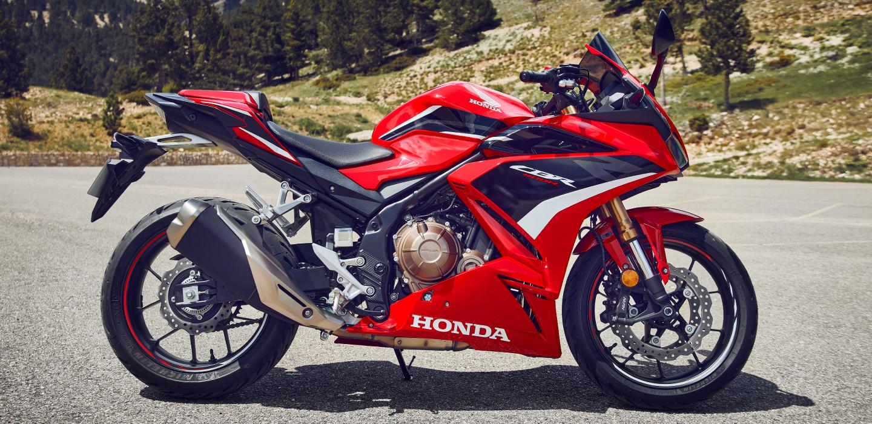 デザイン Cbr400r Honda