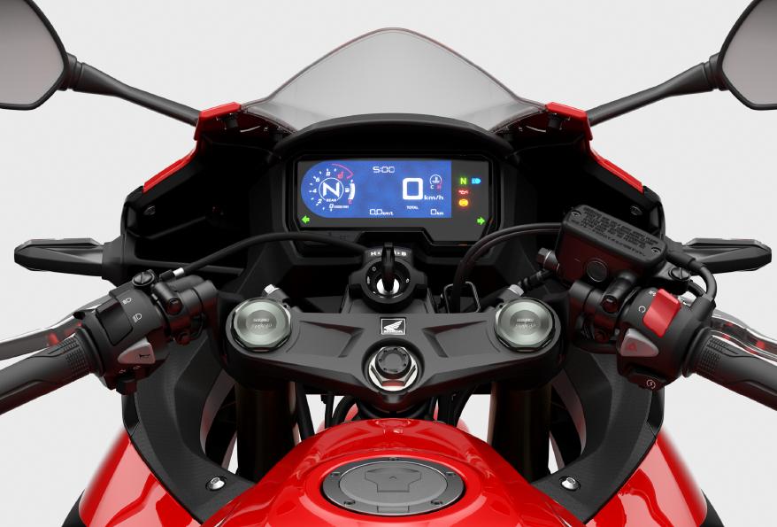 2019 Honda CBR400R unveiled