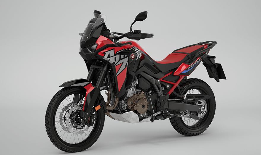 Honda Africa Twin 2020