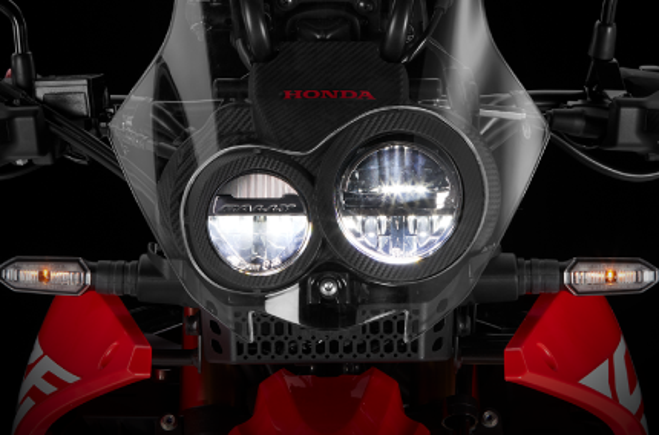 Honda CRF250 Rally 2019