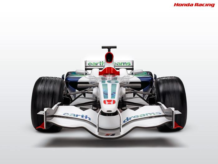 Honda F1世界選手権 Ra108