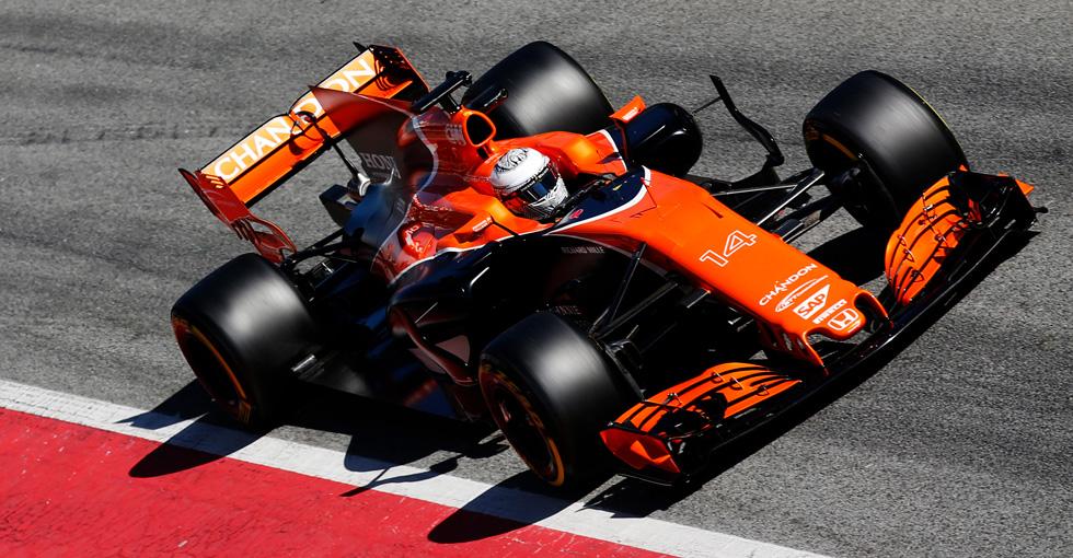F1 2017 バルセロナテスト 3日目レポート   F1 - フォーミュラ・ワン世界選手権   Honda