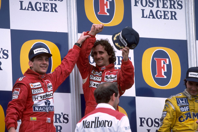 prost ayrton senna nelson - photo #19