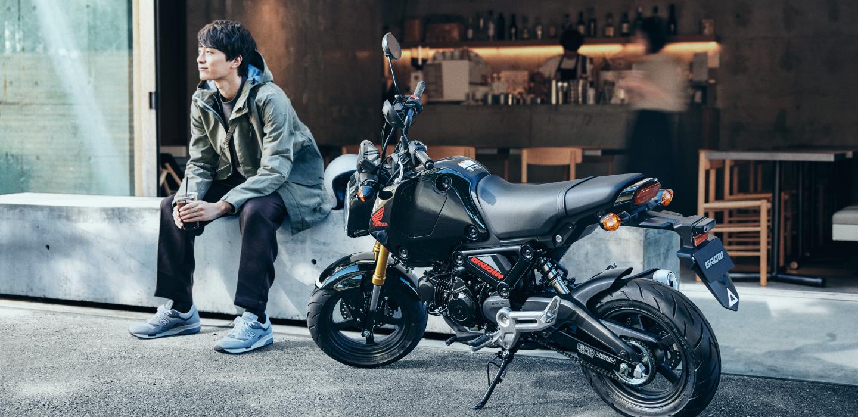 新型 2021 グロム 【速報】ホンダ新型「グロム」正式発表! 新エンジンでフルモデルチェンジ【海外】(WEBヤングマシン)
