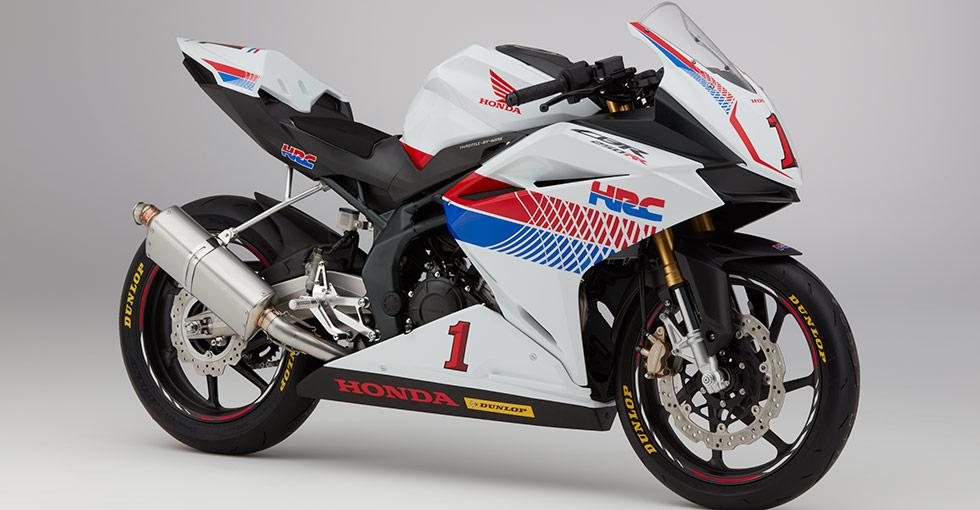 画像: HRC | CBR250RRレースベース車、大阪・東京モーターサイクルショー展示のお知らせ