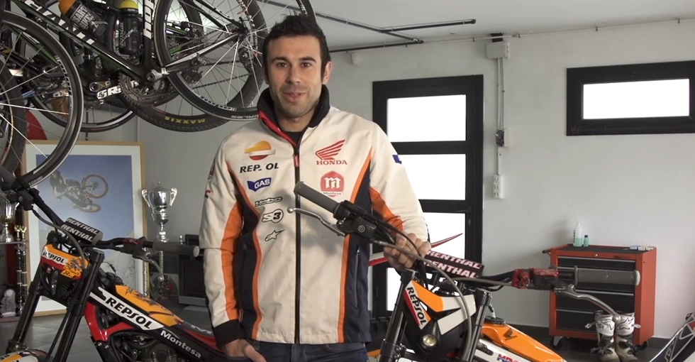 A message to you, the fans, from Toni Bou