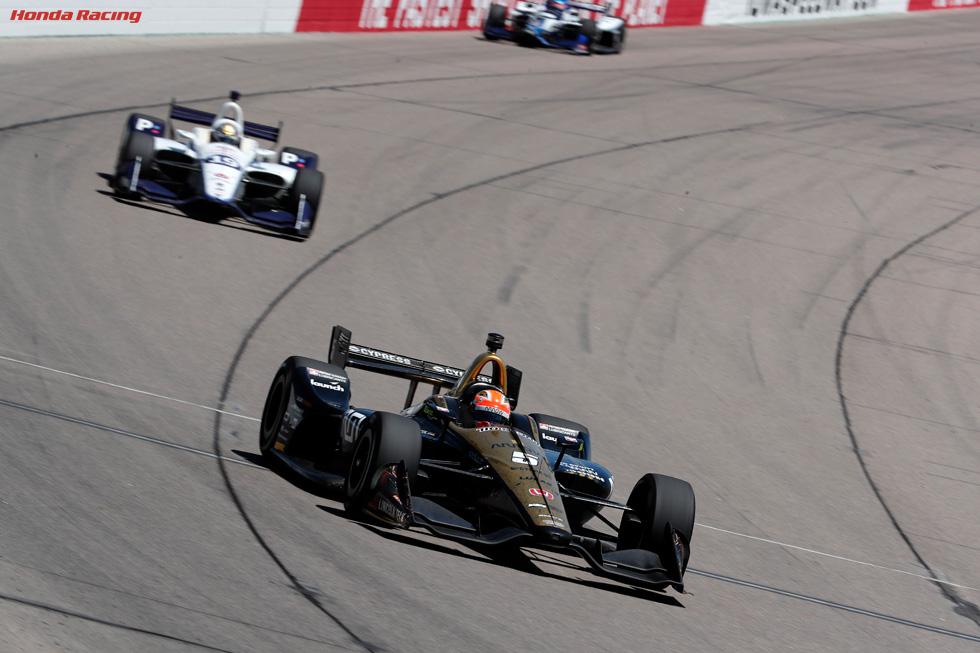 インディカー・シリーズ | Honda