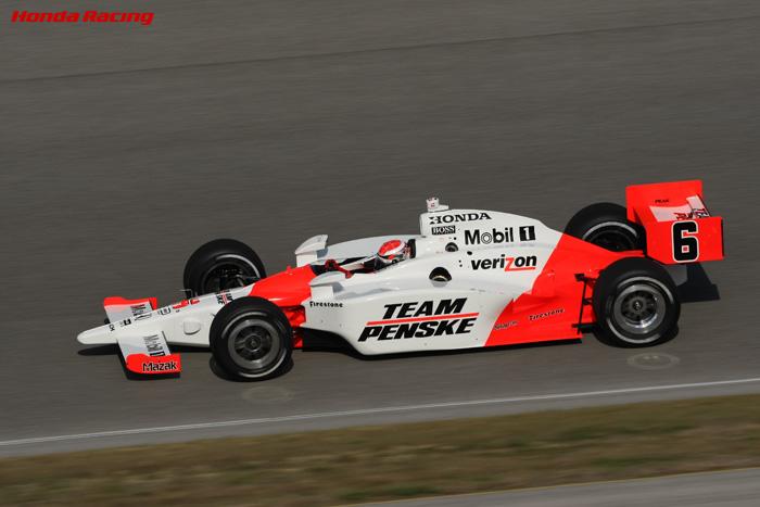 Honda | IRL インディカー・シリ...