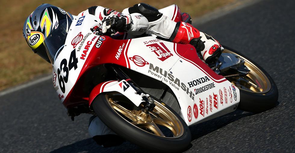 Honda 全日本ロードレース選手権 水野 涼