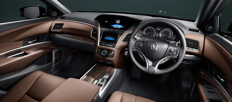 デザイン・カラー|インテリア|レジェンド|Honda