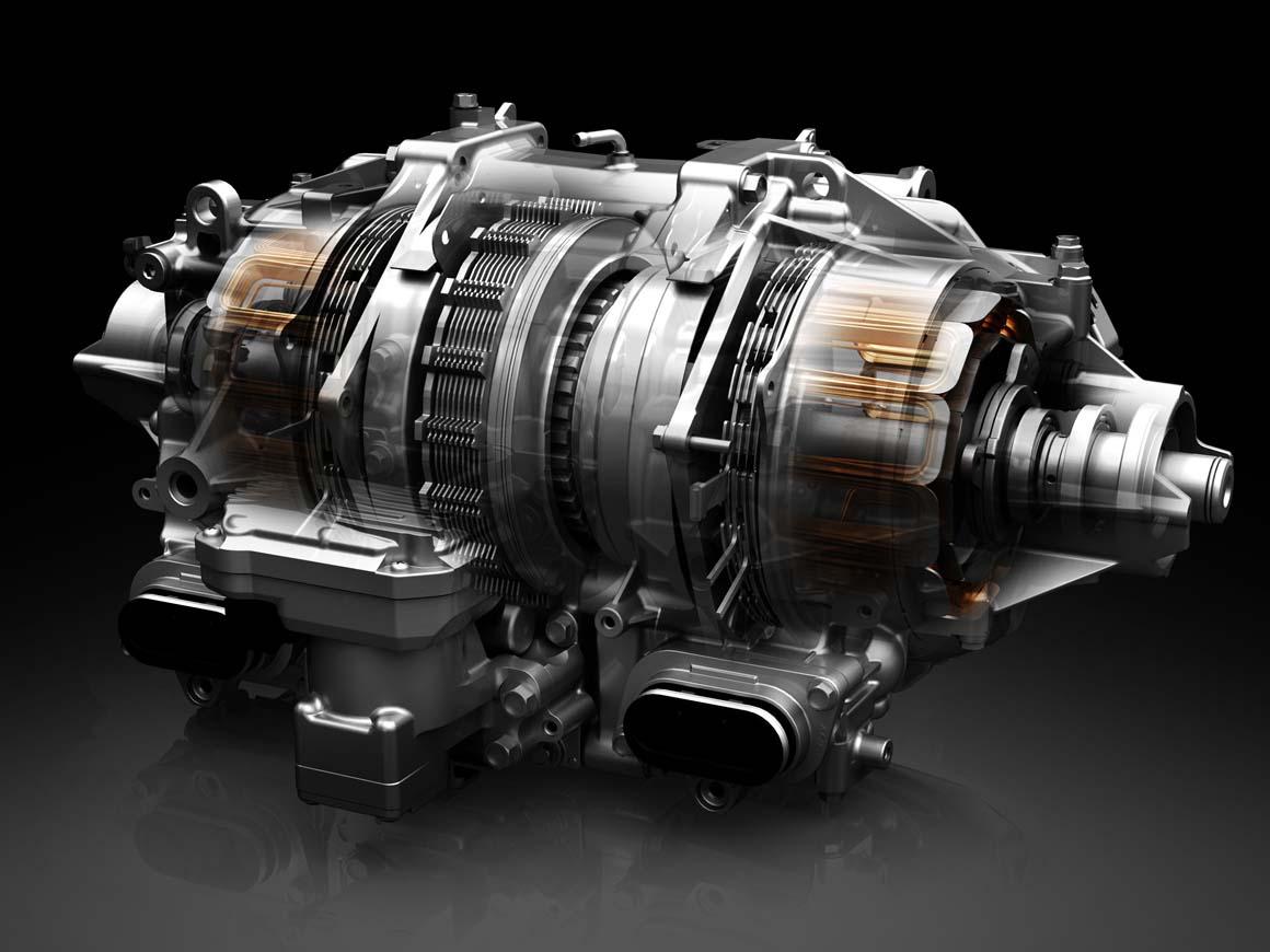 Unità motore gemellare