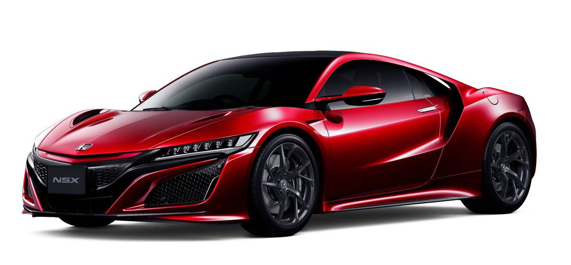 タイプ一覧|タイプ・価格・装備|NSX|Honda公式サイト