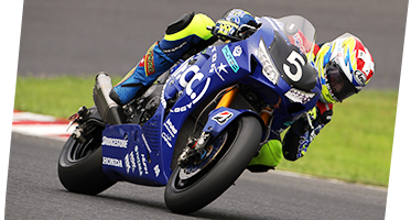 2016 鈴鹿8耐   Honda