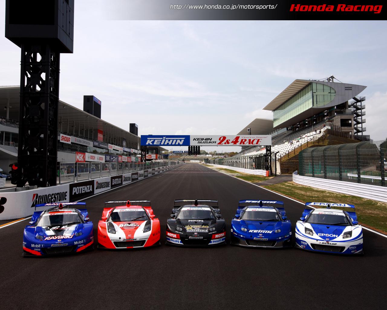 Honda モータースポーツ 壁紙