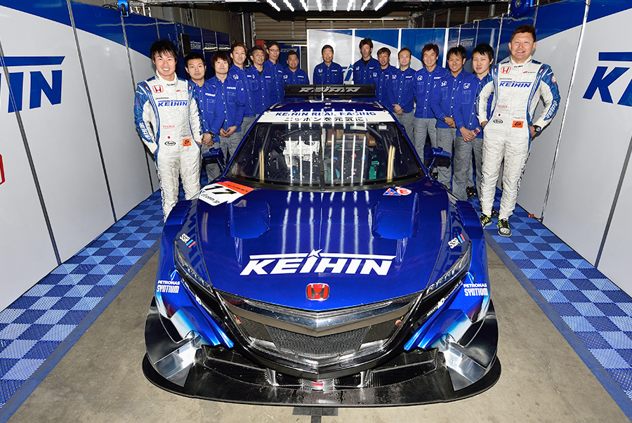 Honda Super Gt 2014年シーズン ご声援ありがとうございました! Keihin Real