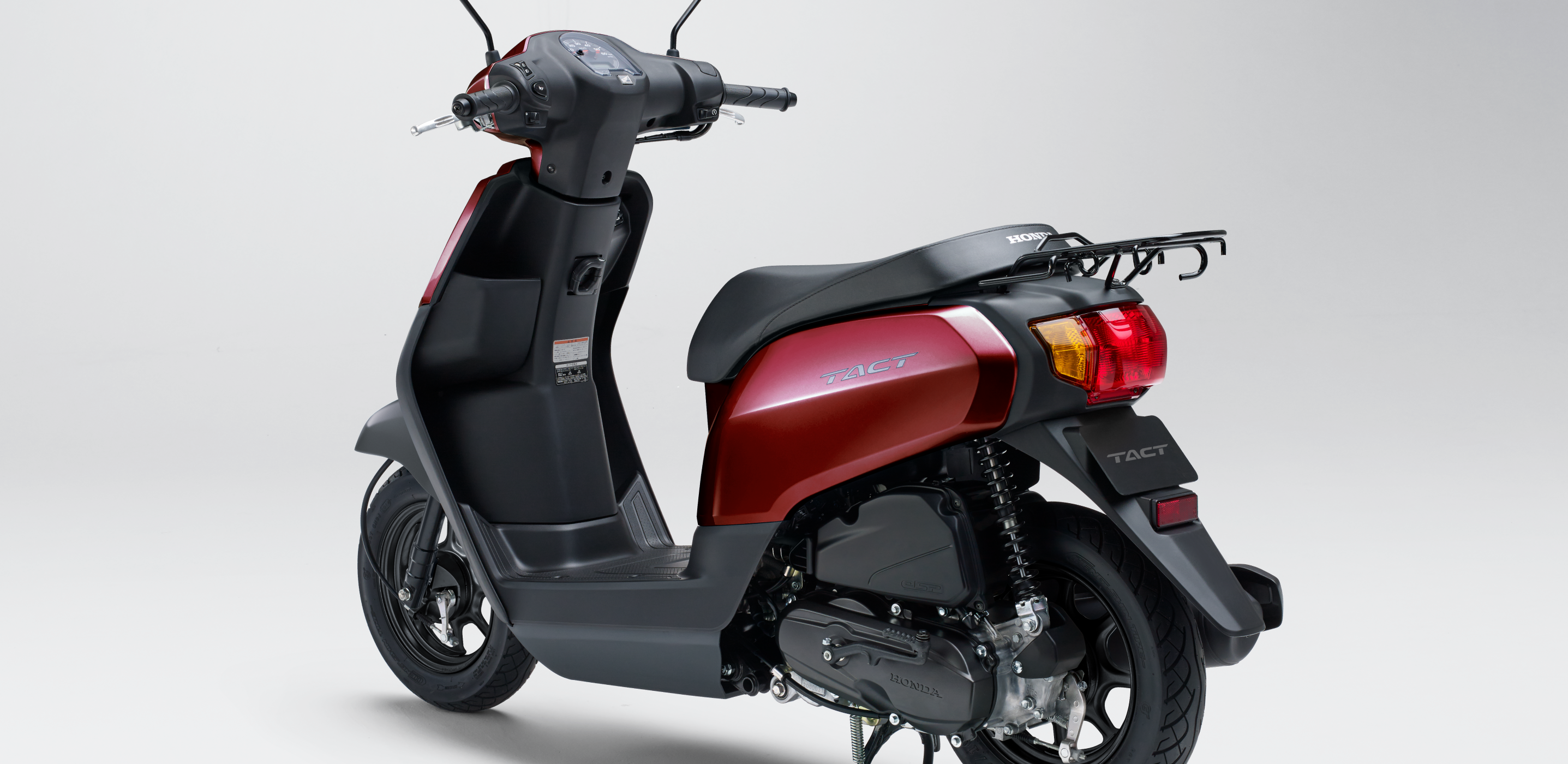 主要装備 | TACT | Honda