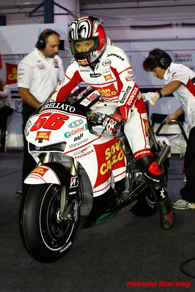 Honda | ロードレース世界選手権...