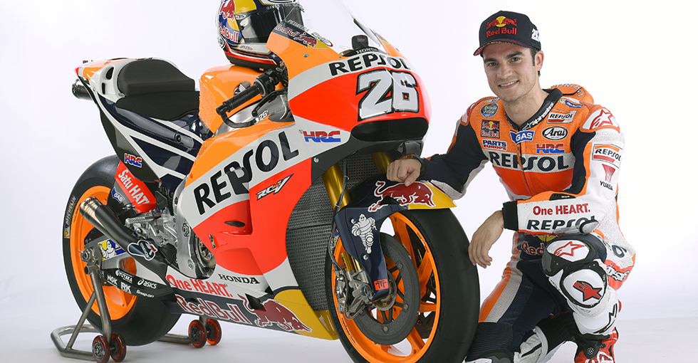 Honda | MotoGP | ダニ・ペドロサ