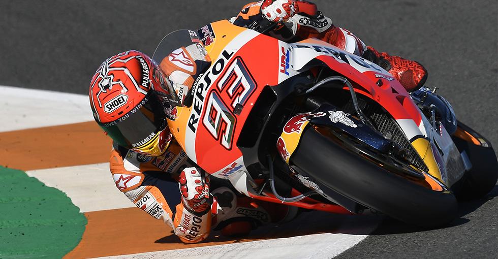 ロードレース世界選手権 | 2017 第18戦 バレンシアGP 予選 MotoGP | Honda