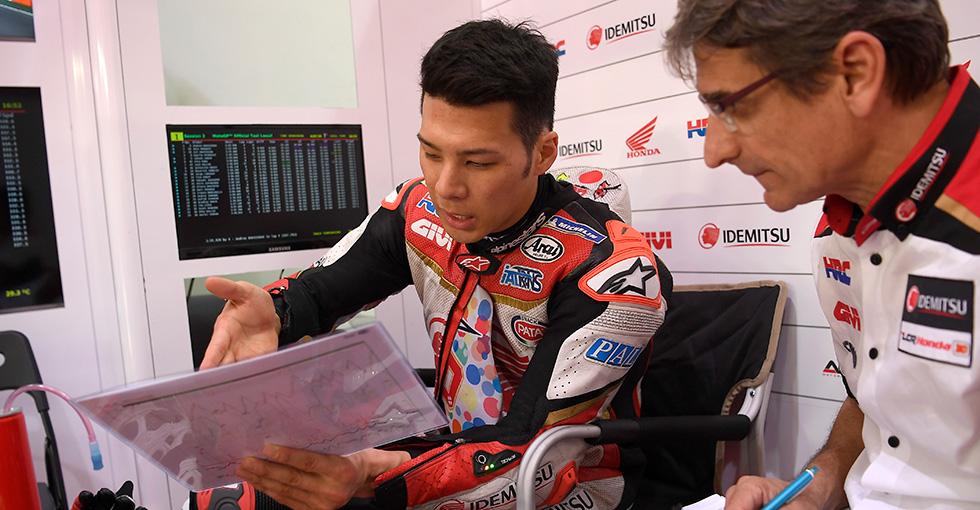 中上貴晶 | MotoGP - ロードレー...