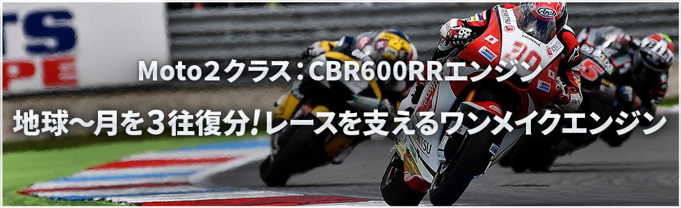Honda ロードレース世界選手権 Moto2クラス Cbr600rrエンジン地球