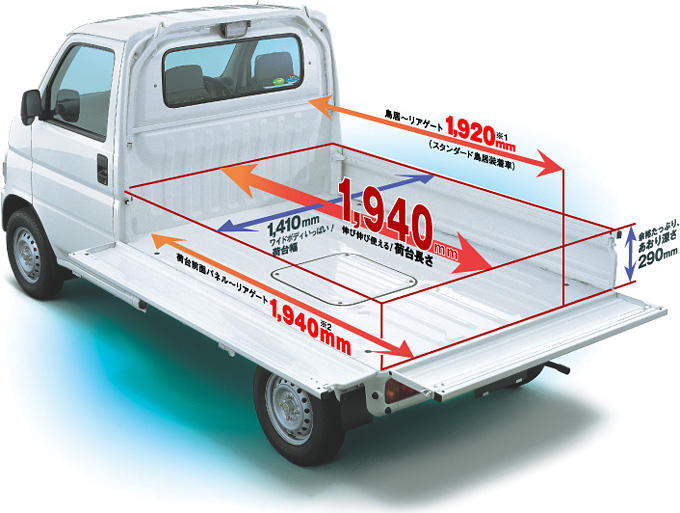 Honda|アクティ・トラック(200...