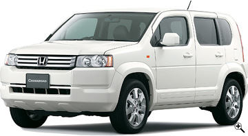 Honda│クロスロード(2010年8月終了モデル)|WEBカタログ|スタイル