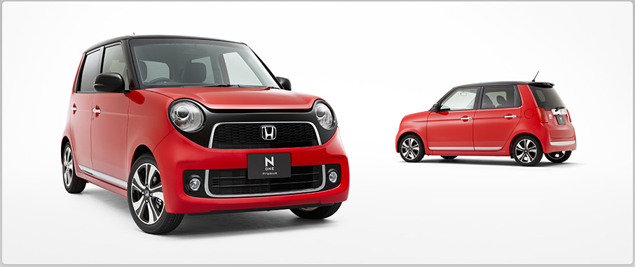 プレミアム | N-ONE(2014年4月終了モデル) | Honda