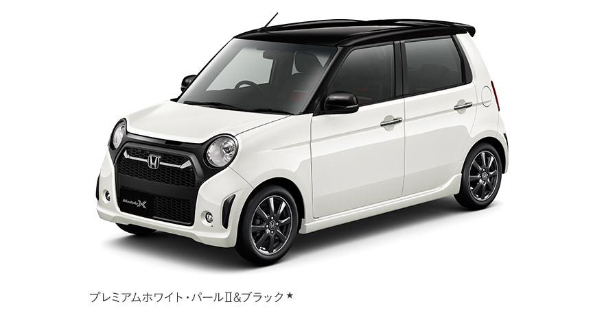 スタイリング   N-ONE(2017年11月終了モデル)   Modulo X   Honda