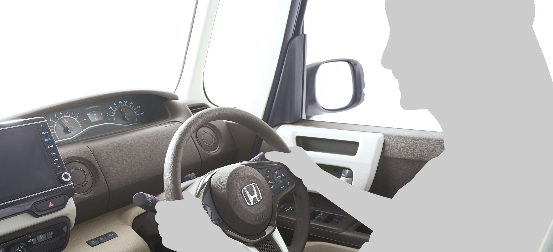 走行性能|安全・性能|N-BOX(2019年9月終了モデル)|Honda