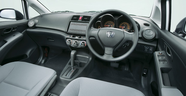 honda  partner interior