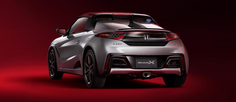 Modulo X|S660(2019年12月終了モデル)|Honda