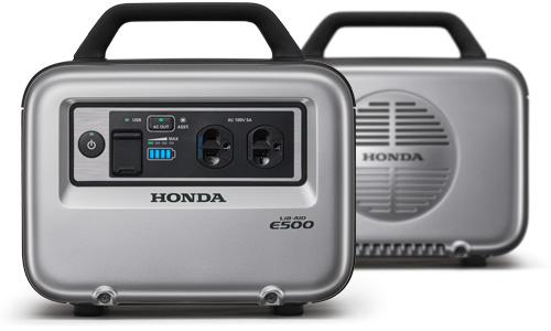HONDAオーディオ用バッテリーに迫る