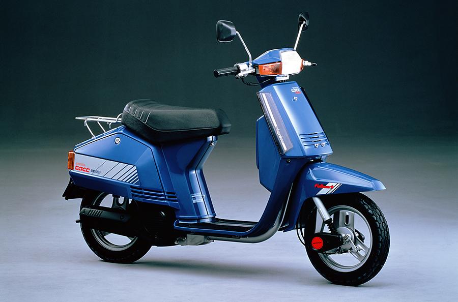 Honda | 好評のスクーター タクトシリーズを一新 よりファッショナブル ...