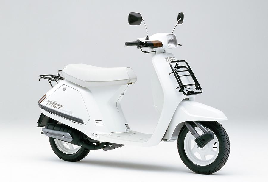 Honda | 50ccスクータータクトフルマークの装備を充実し「ホンダ ...