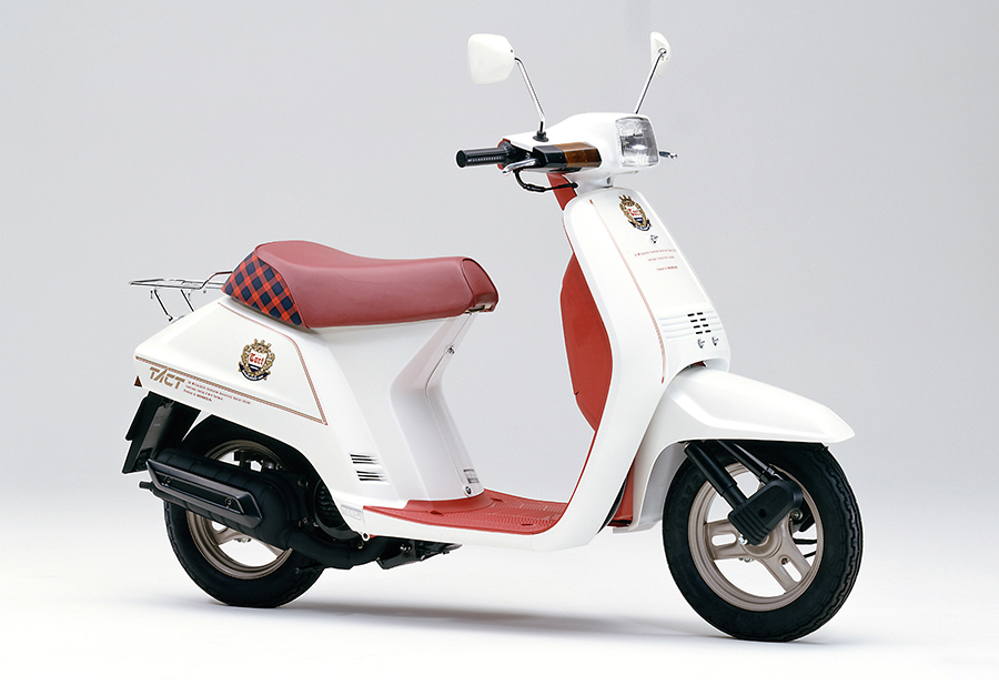 Honda | 巾広い人気の50ccスクーター「ホンダ・タクト」の特別仕様車を ...