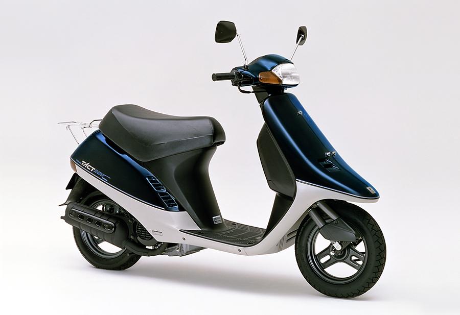 Honda | メットイン・スクーターとして好評の「ホンダ・タクトフル ...