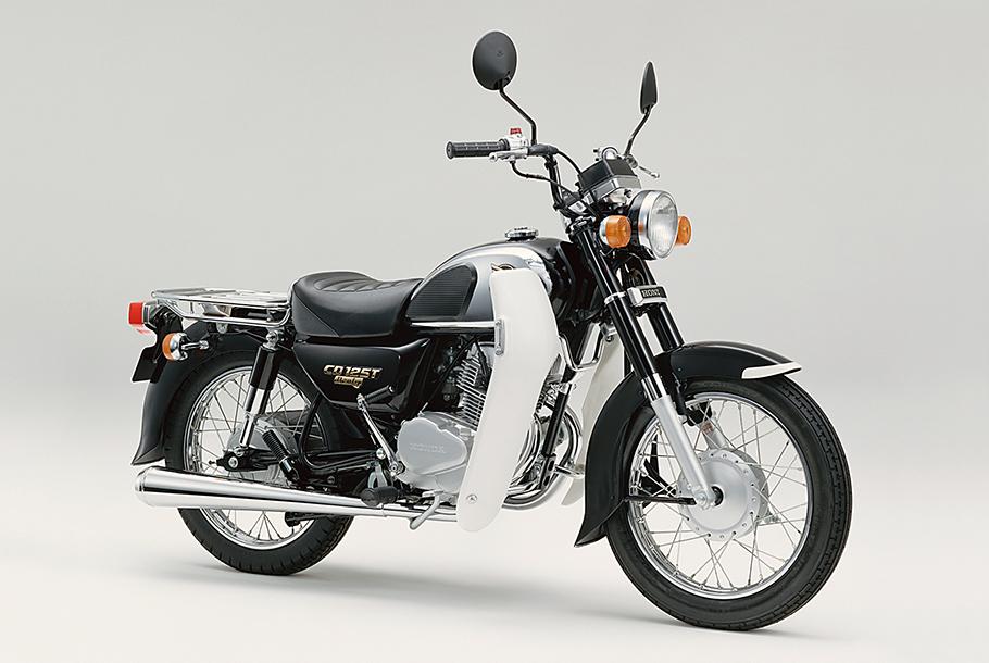 ビジネスバイク「ホンダ ベンリィ CD125T」の使い勝手を向上し発売