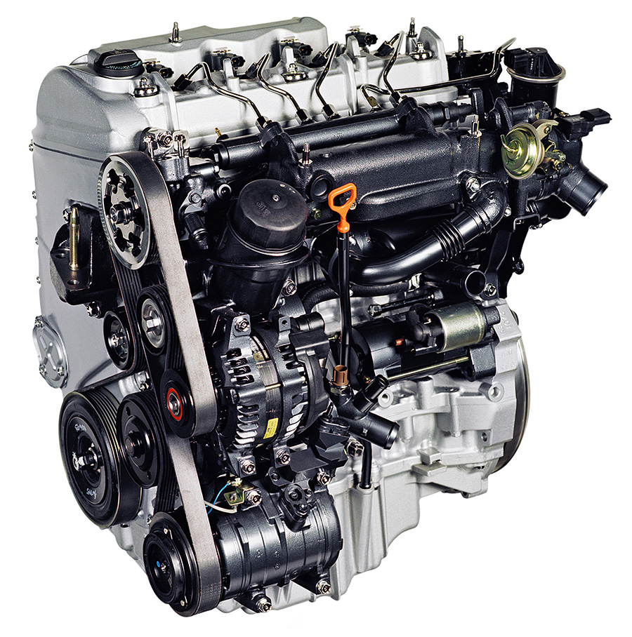 ジュネーブショーにてアコード搭載のディーゼルエンジンを発表