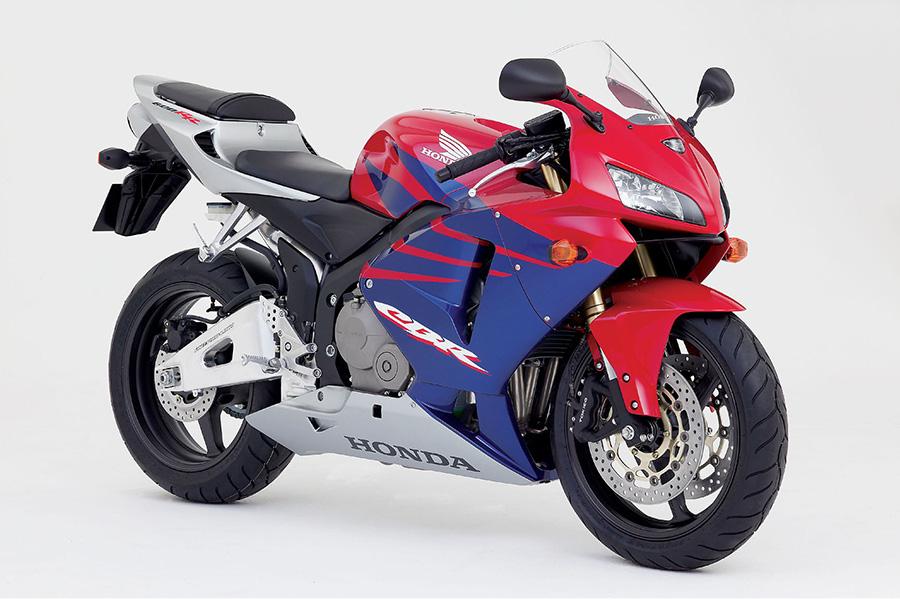Honda 欧州向け二輪車 2005年型モデルを発表