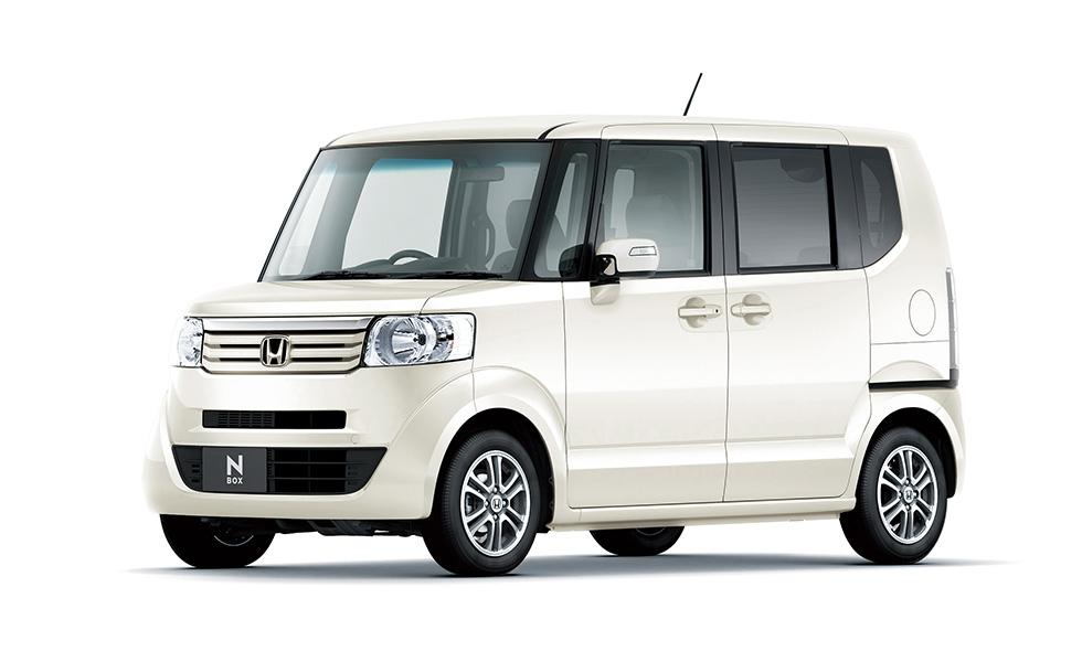 Honda | 「N BOX」シリーズが2013年上半期軽四輪車新車販売台数No.1を獲得