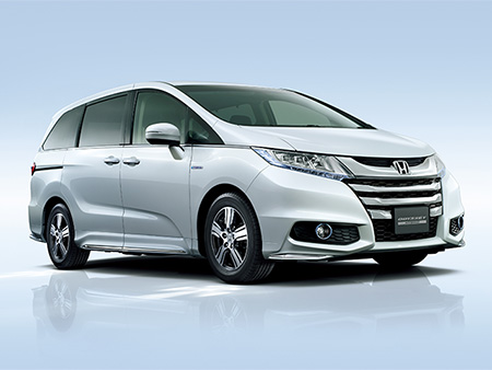honda odyssey hybrid. Black Bedroom Furniture Sets. Home Design Ideas