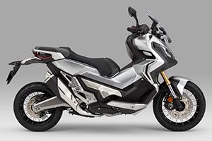 Honda   新型アドベンチャーモデ...