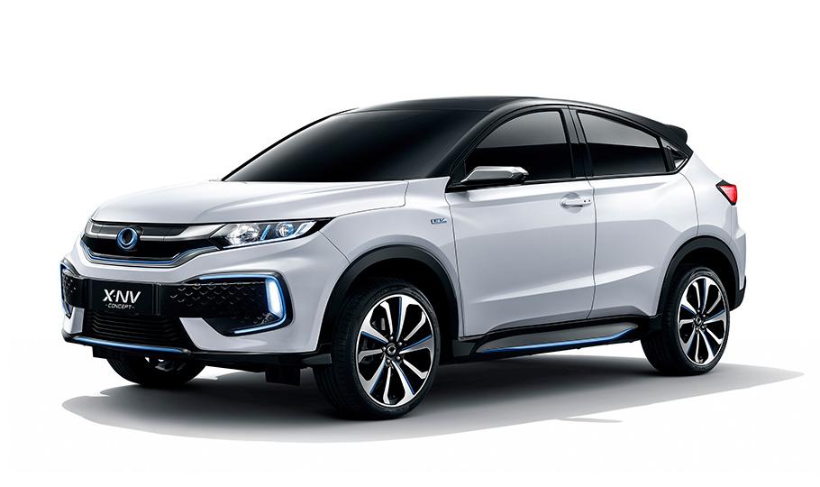 Honda | 2019年上海モーターショーで中国専用電気自動車の第2弾となる「X-NV CONCEPT」を世界初公開